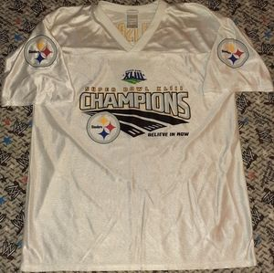 2009 Ben Roethlisberger Pittsburgh Steelers Jersey